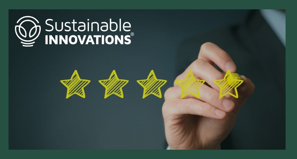 SUSTAINABLE INNOVATIONS TOP EUROPEAN RESEARCH RANKING
