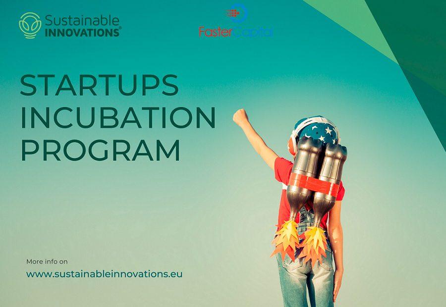 Sustainable Innovations FasterCapital incubation program