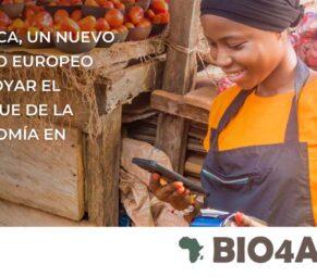 BIO4AFRICA PROYECTO EUROPEO BIOECONOMIA AFRICA